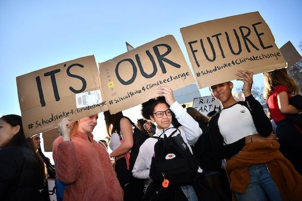 An Open Letter Endorsing the Global School Strike for Climate