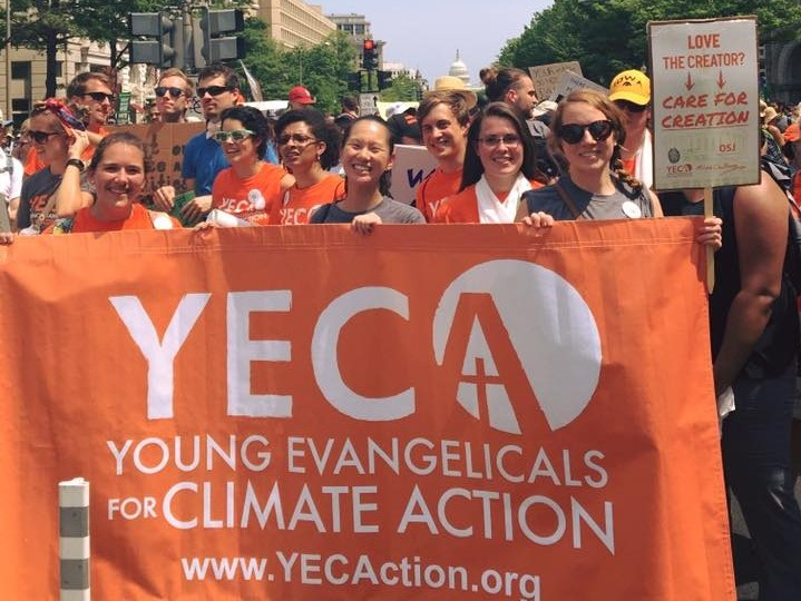 Evangelical source changes evangelical minds on climate